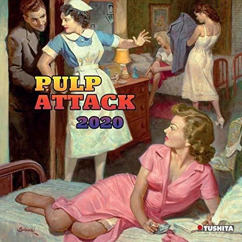 Pulp Attack 2020: Kalender 2020 (Media Illustration)