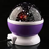 colorfulworld Projector LED Light Luce Notturna Christmas Lighting Romance Projector Night Lamp Relaxing Mood And Christmas gift