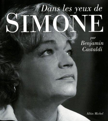 Dans les yeux de Simone par Benjamin Castaldi