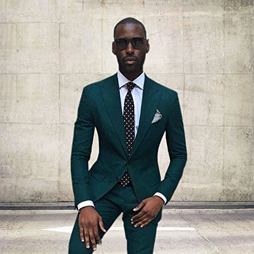 Leader of the Beauty -  Giacca da abito  - Uomo Dark Green