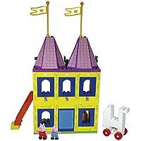 Peppa Pig - Castillo, juego de construcción (Simba 6102330)