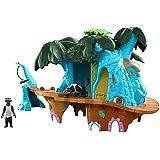 Disney - Zootropolis - Peligro en el distrito de la selva tropical - Conjunto de accesorios Caracteres
