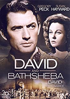 David And Bathsheba by Gregory Peck