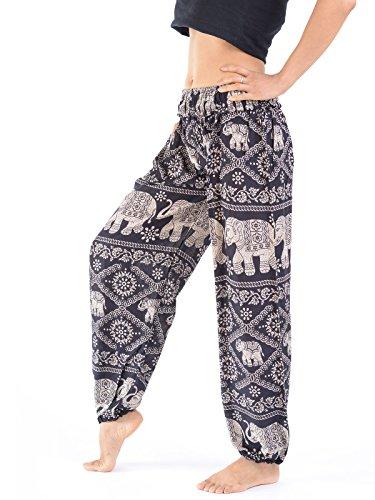 pantalon-ethnique-sarouel-femme-par-forgotten-tribesr-imprime-elephants-42-48-noir
