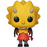 Funko - Pop! Animation: Simpsons - Lisa as Devil Figura De Vinil, Multicolor (39721)