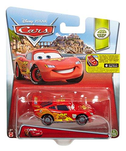 Preisvergleich Produktbild Mattel Disney Cars W1938 Die-Cast Character Fahrzeug, je 1 Fahrzeug, zufällige Auswahl