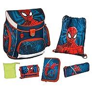 Undercover Set de sacs scolaires, bleu (rouge) - 10112750