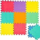 Puzzlematte Spielmatte ABC Alphabet Zahlen Tiere Autos Früchte Spielteppich Schaumstoff Puzzle Kinderteppich