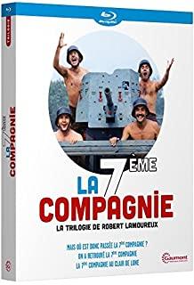 La 7ème compagnie - la trilogie [Blu-ray] (B0733TBC3B) | Amazon Products