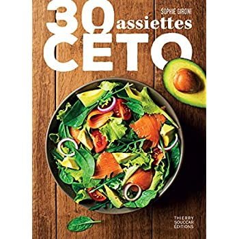 30 assiettes céto