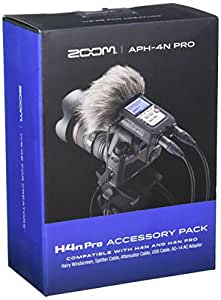 Zoom APH-4nPro Accessory Pack for H4n Pro