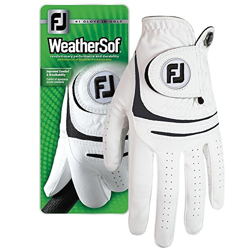 Herren Golfhandschuhe WeatherSof Golf Handschuh (XXL, Regular Linke Hand)