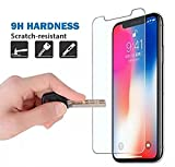 WOW Imagine™ Pro HD+ 9H Hardness 2.5D 0.3mm Toughened Premium Oil Resistant Coated Tempered Glass Screen Protector for Apple iPhone X / iPhone 10 (2017)