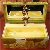 """/""""Snow White /& Rose Red/"""" GR 4 mit 4 Schubladen ENCHANTMINTS Spieluhr B7003"""
