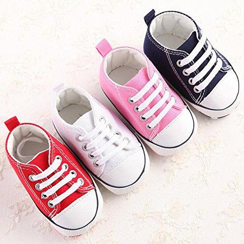 Sneakers rosse per bambini Qzbaoshu NdFpRQN