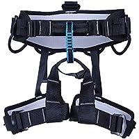 Arneses de Escalada La Mitad del Cuerpo del cinturón de Seguridad para Escalada Alpinismo Árbol Deporte Cuerpo de Bomberos