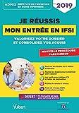 """Afficher """"Je réussis mon entrée en IFSI 2019"""""""