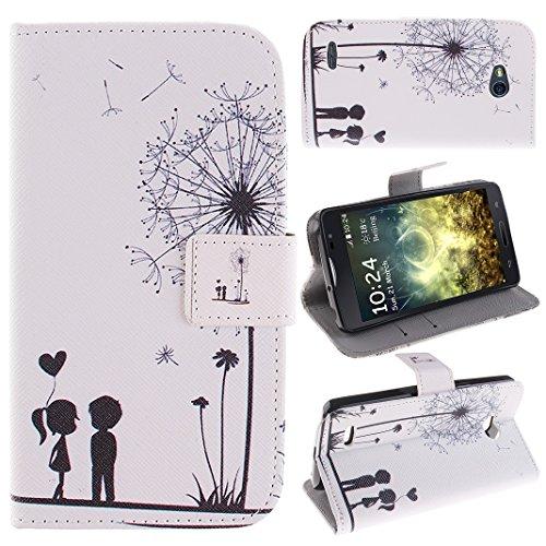 LG L80 Chiusura magnetica Custodia, Moon mood®