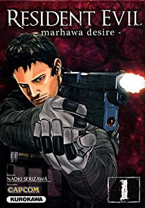 Resident Evil - Marhawa Desire Edition simple Tome 1