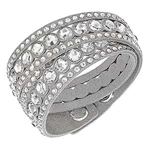 Slake Gray Dot Bracelet 36 cm