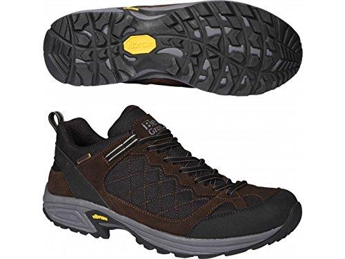 Marcher eau Femmes Randonnée Trekking Chaussures Hommes légers résistants Brown Black