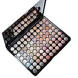 120 gbroth SpritechTM colores sombra de ojos paleta de maquillaje de ojos con palets para uso doméstico y estudio fotográfico
