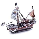SBD One Piece Shipman Assembly Modelo Gold Meri - 3D Metal Puzzle...