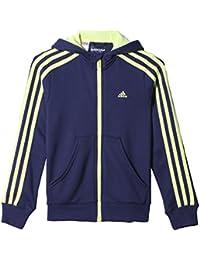 Adidas essentials 3-stripes à capuche fille