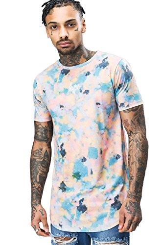 Hype Herren T-Shirt mehrfarbig mehrfarbig Mehrfarbig