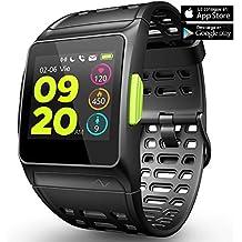 d58663c329a0 Fitness Tracker GPS con reloj para correr con monitor de ritmo cardíaco