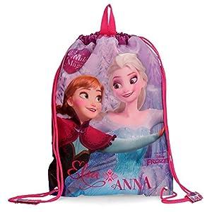Mochila saco Frozen Magic
