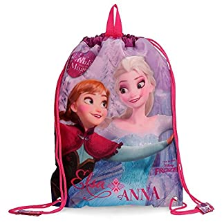 Mochila saco Frozen Magic