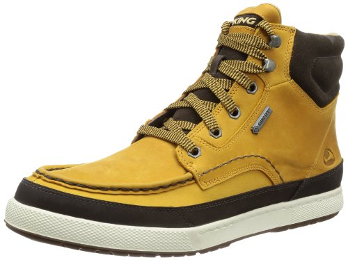 Viking Rugged GTX Herren Mokassin Gelb (4318)