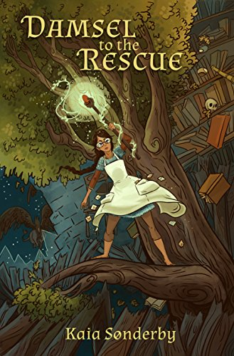 Damsel to the Rescue (The Darkhorse Saga Book 1) (English Edition)