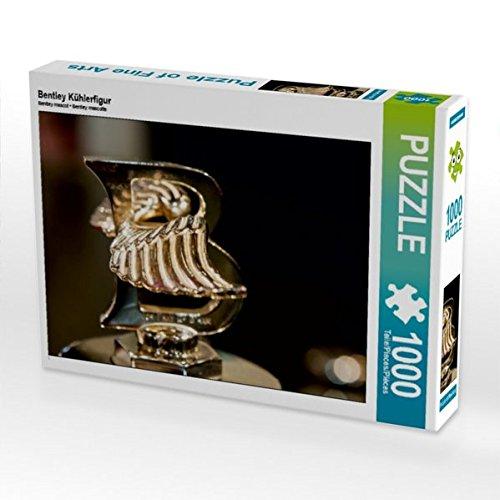 Bentley Kühlerfigur 1000 Teile Puzzle quer (CALVENDO Mobilitaet) (Bentley-kühlerfigur)