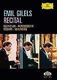 Emil Gilels : Récital