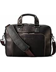 HP Elite T9H72AA Colombian Leather Case (Brown)