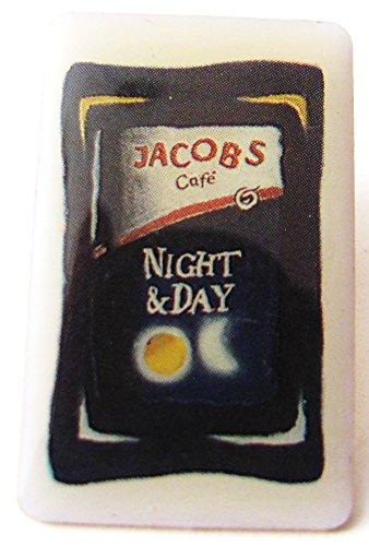 Jacobs Kaffee - Night & Day - Pin 30 x 19 mm (30 Days Of Night Kostüm)