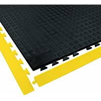 Wearwell 502.58x2x39FYL Vitality - Rampa antifatiga para mujer, 5 cm x 99 cm, color amarillo