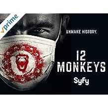 12 Monkeys - Season 1 [OV]