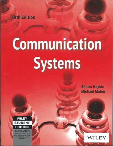 Communication Systems, 5Th Ed, Isv