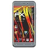 atFolix Folie für Medion Life E5008 (MD60746) Displayschutzfolie - 3 x FX-Antireflex-HD hochauflösende entspiegelnde Schutzfolie