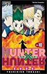 Hunter X Hunter Edition simple Tome 10