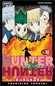 Hunter X Hunter Edition simple Tome 10