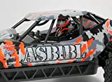 Absima Hot Shot Series 12212 - Allrad RC Car 1:10 EP Sand Buggy ASB1BL 4WD Brushless RTR Waterproof -
