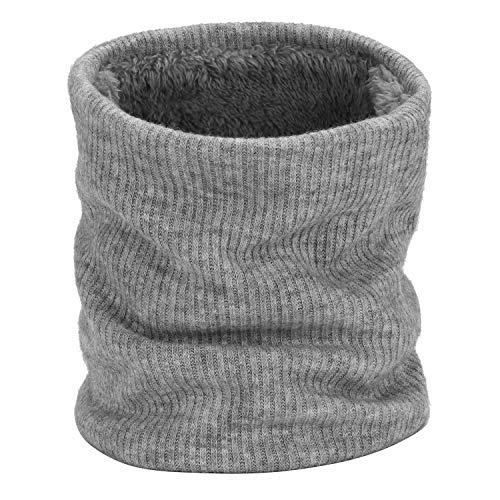 Made in Polen 01018162 sciarpa invernale in maglia styleBREAKER sciarpa scaldacollo unisex con motivo a quadri