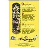 La rescatador aventuras de Tom Jones 11 x 17 en Póster de película - 28 cm x 44 cm Joan Collins Trevor Howard Terry-Thomas Arthur Lowe Melvin Murray