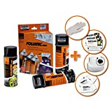 Promo Foliatec Spray Film Set - black + Sealer Glossy 3x400ml