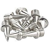 LAUFSTOFF Chiodi di Ricambio per Scarpe da Atletica Leggera-Picchi, Confezione da 50, Misure da 6, 9, 12 e 16 mm
