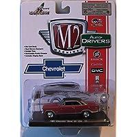 M2 MACHINES Auto-Drivers 1967 Chevrolet Nova SS 283 Brown w/Black Top R32 DIECAST